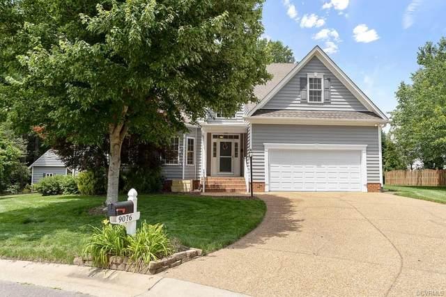 9076 Prolonge Lane, Mechanicsville, VA 23116 (MLS #2117705) :: Village Concepts Realty Group