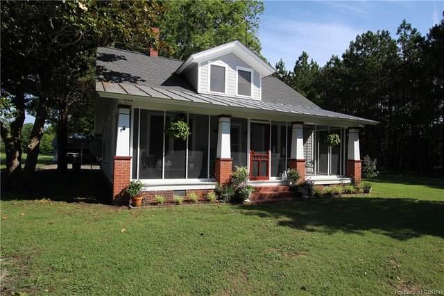 1876 Bethel Beach Road, Onemo, VA 23130 (MLS #2117732) :: Small & Associates