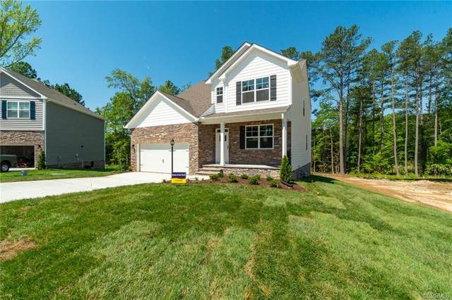 5706 Gossamer Ct, Chesterfield, VA 22314 (MLS #2117776) :: EXIT First Realty