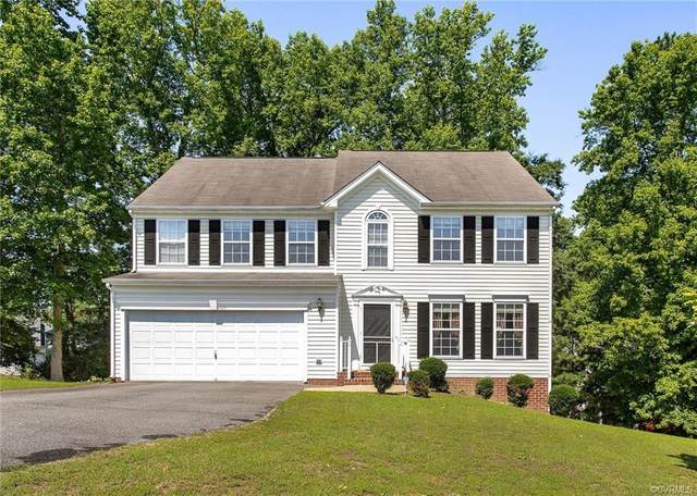 1017 County Park Place, Richmond, VA 23223 (MLS #2117852) :: EXIT First Realty