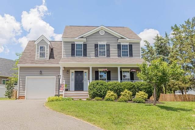 1708 Spruce View Terrace, Henrico, VA 23228 (#2117940) :: Abbitt Realty Co.