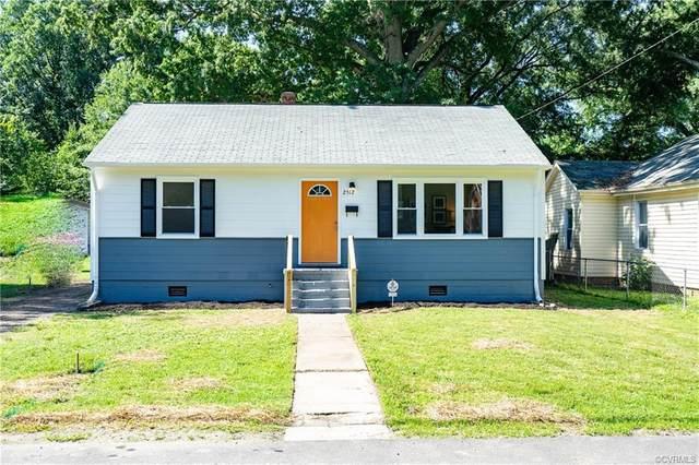 2512 Dana Street, Richmond, VA 23234 (MLS #2117947) :: The RVA Group Realty