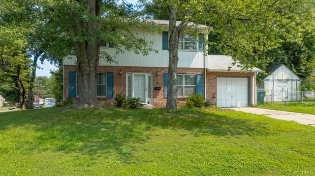 6 Wade Circle, Newport News, VA 23602 (MLS #2118124) :: Village Concepts Realty Group