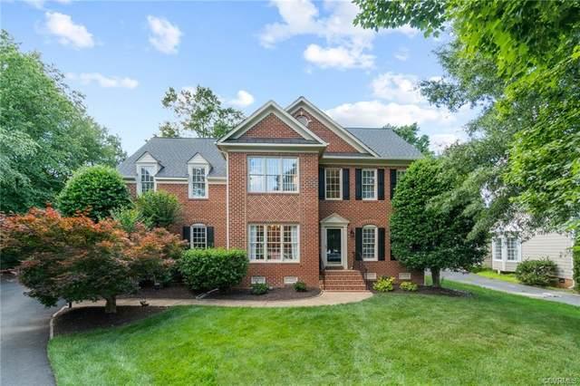 12305 Melcroft Place, Glen Allen, VA 23059 (MLS #2118222) :: Small & Associates