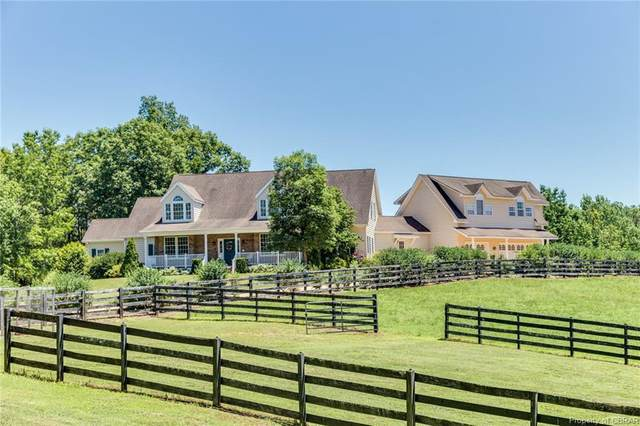 118 Estate Court, Toano, VA 23168 (MLS #2118462) :: EXIT First Realty