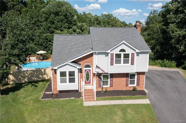 412 Whipporwill Court, Colonial Heights, VA 23834 (MLS #2118484) :: Treehouse Realty VA