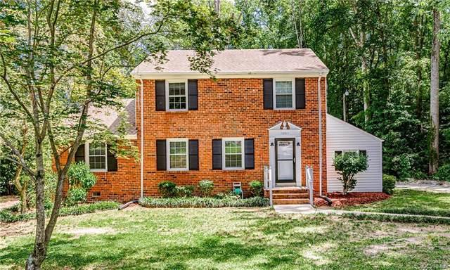 10911 Pennway Drive, North Chesterfield, VA 23236 (MLS #2118502) :: Small & Associates