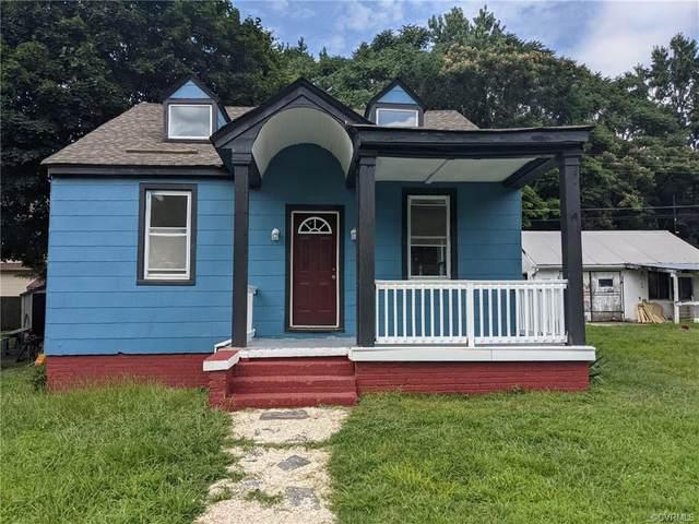 408 Lakeside Boulevard, Henrico, VA 23227 (MLS #2118858) :: Treehouse Realty VA