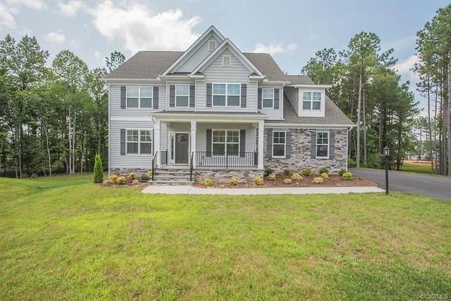 15537 Little Hill Court, Chesterfield, VA 23832 (MLS #2118874) :: Small & Associates