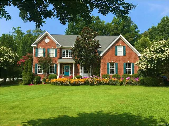 6049 Gobbler Glen Place, Mechanicsville, VA 23111 (MLS #2119431) :: Small & Associates