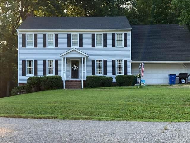 5303 Krag Road, Chester, VA 23831 (MLS #2119669) :: Small & Associates