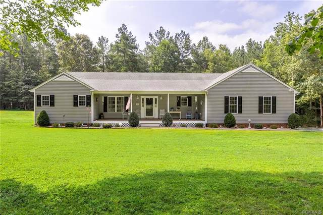 7871 Stonewall Place, Amelia Courthouse, VA 23002 (MLS #2119772) :: Village Concepts Realty Group