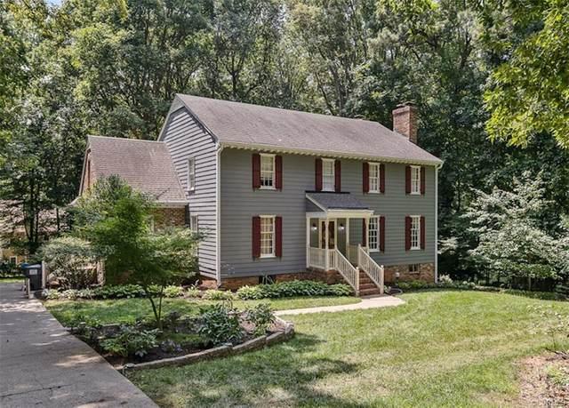 11831 Wakehurst Drive, North Chesterfield, VA 23236 (MLS #2119989) :: Treehouse Realty VA