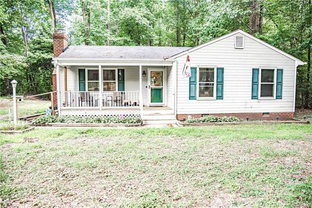 842 Oak Springs Drive, Aylett, VA 23009 (MLS #2120700) :: Small & Associates