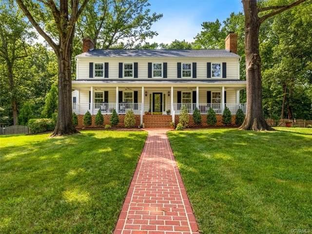 1516 Hearthglow Lane, Richmond, VA 23238 (MLS #2120953) :: Small & Associates