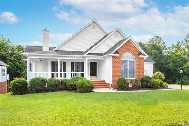 299 Kennon Pointe Drive, Colonial Heights, VA 23834 (MLS #2121199) :: The RVA Group Realty