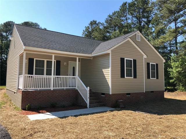 20417 Church Road, Chesterfield, VA 23803 (MLS #2121283) :: Small & Associates