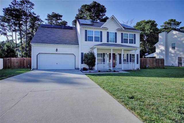 3754 Mariners Drive, Hayes, VA 23072 (MLS #2121387) :: EXIT First Realty