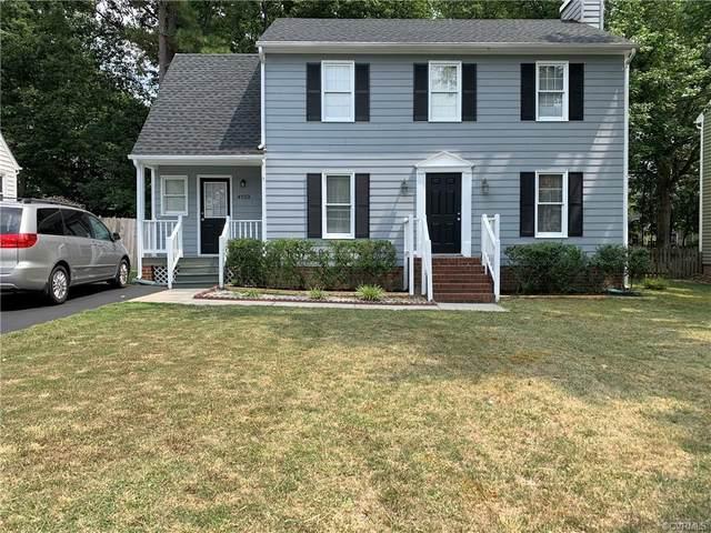 4933 Merlin Lane, Glen Allen, VA 23060 (MLS #2121520) :: Small & Associates