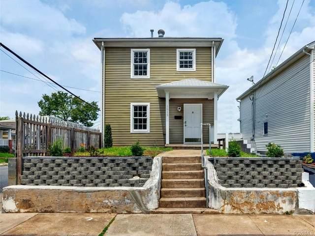 1515 Stockton Street, Richmond, VA 23224 (MLS #2121874) :: The RVA Group Realty