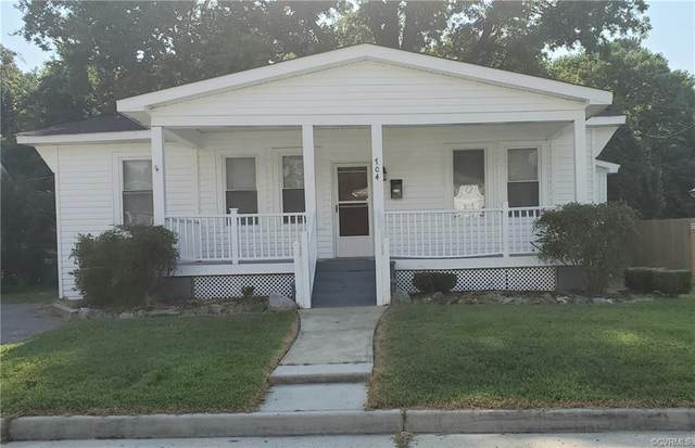 704 N 9th Avenue, Hopewell, VA 23860 (MLS #2121881) :: Small & Associates