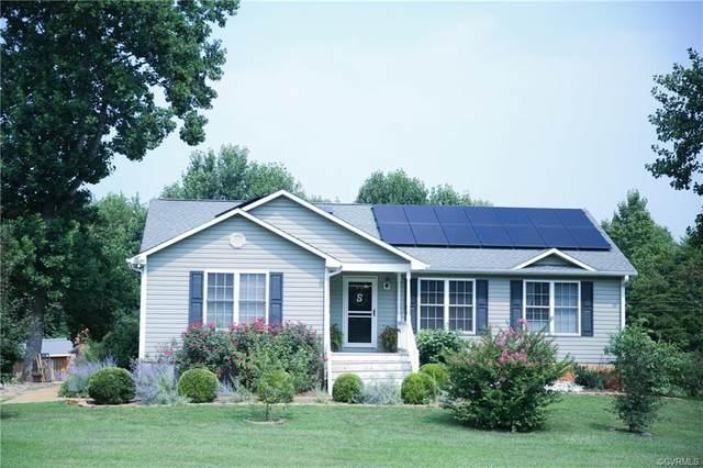 3325 Buckingham Springs Road, Dillwyn, VA 23936 (MLS #2121905) :: Village Concepts Realty Group