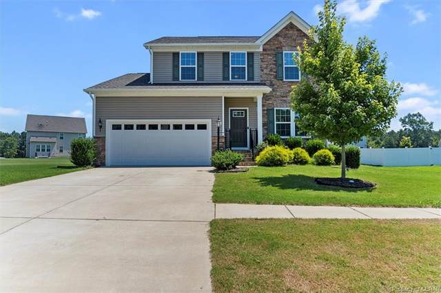 5989 Roland Smith Drive, Gloucester, VA 23061 (MLS #2122169) :: The Redux Group