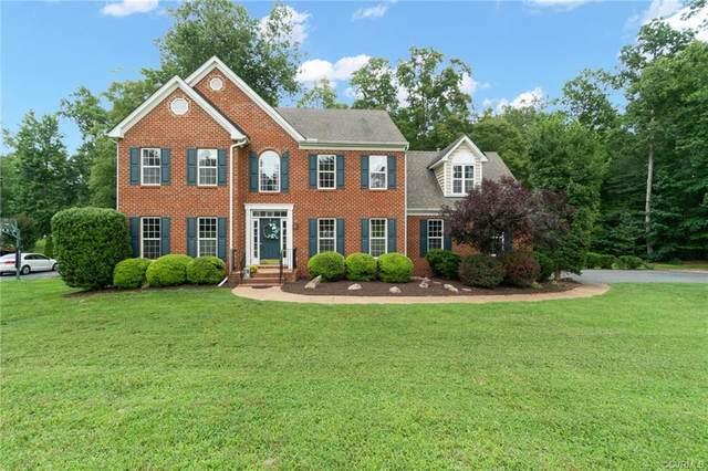13512 Mountcastle Road, Chesterfield, VA 23832 (MLS #2122192) :: Treehouse Realty VA