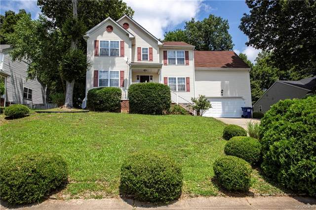 11512 W Providence Road, Chesterfield, VA 23236 (MLS #2122310) :: EXIT First Realty