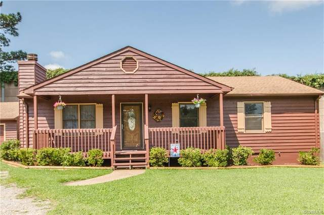 3802 Pin Oak Court, Hopewell, VA 23860 (MLS #2122318) :: EXIT First Realty