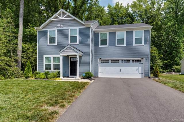 5431 Moss Side Avenue, Henrico, VA 23227 (MLS #2122361) :: EXIT First Realty