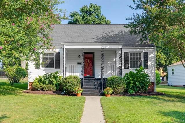 1316 Devers Road, Henrico, VA 23226 (MLS #2122398) :: Small & Associates