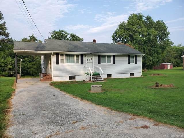 1560 Cumberland Road, Farmville, VA 23901 (MLS #2122435) :: Village Concepts Realty Group