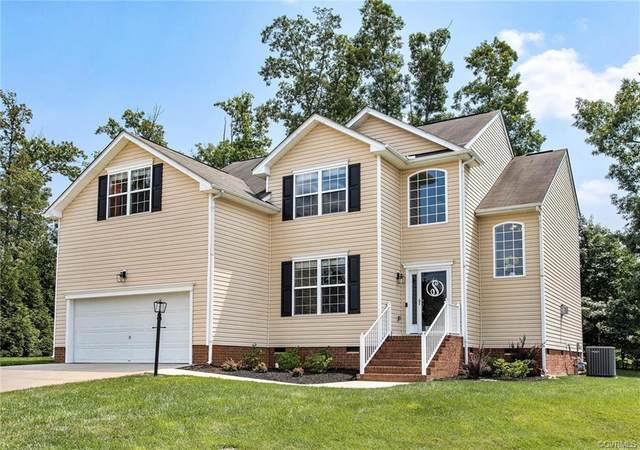 2412 Tomahawk Meadows Drive, Chesterfield, VA 23112 (MLS #2122567) :: EXIT First Realty