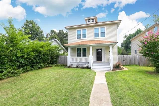 3208 E Broad Rock Road, Richmond, VA 23224 (MLS #2122600) :: Treehouse Realty VA