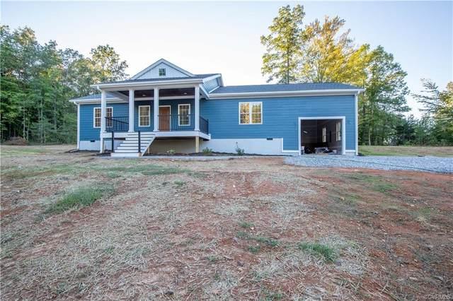 65 Windsor Place, Buckingham, VA 23921 (MLS #2122619) :: Village Concepts Realty Group
