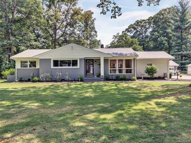 2829 Weymouth Drive, Richmond, VA 23235 (MLS #2122666) :: Treehouse Realty VA