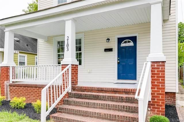 2103 Dinwiddie Avenue, Richmond, VA 23224 (MLS #2122696) :: EXIT First Realty