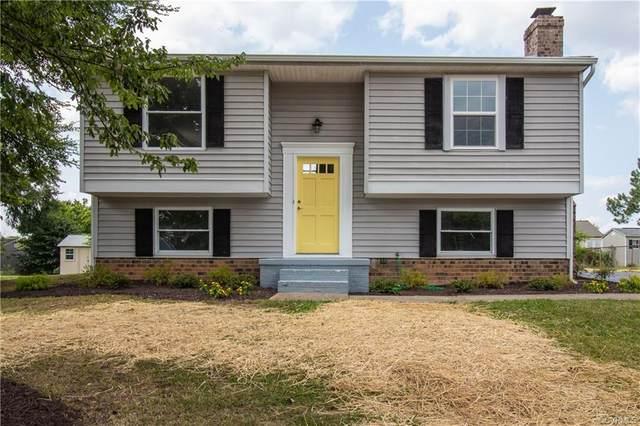 1208 Middleberry Drive, Henrico, VA 23231 (MLS #2122763) :: Blake and Ali Poore Team