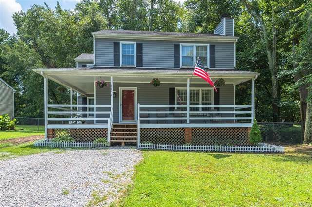19507 Temple Avenue, South Chesterfield, VA 23834 (MLS #2123128) :: Village Concepts Realty Group
