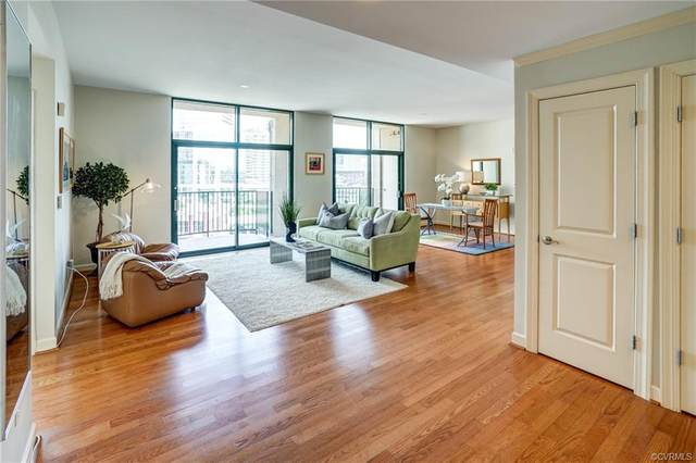 1101 Haxall Point 1009/1011, Richmond, VA 23219 (#2123378) :: The Bell Tower Real Estate Team