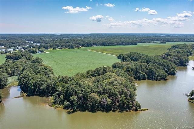 Lot 10 Holly Cove Subdivision, Reedville, VA 22539 (MLS #2123458) :: EXIT First Realty