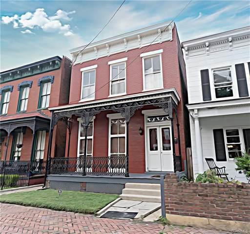 420 W Clay Street, Richmond, VA 23220 (MLS #2123624) :: Small & Associates