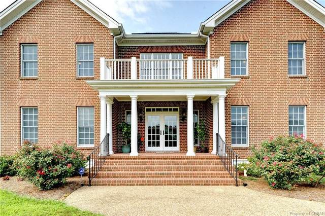 117 Goose Hill Way, Smithfield, VA 23430 (#2123952) :: The Bell Tower Real Estate Team