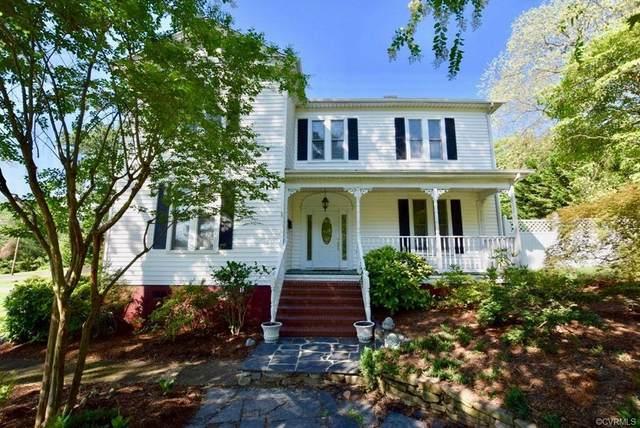 310 W Virginia Avenue, Crewe, VA 23930 (MLS #2124046) :: Village Concepts Realty Group