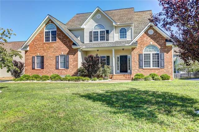 15001 Willow Hill Lane, Chesterfield, VA 23832 (MLS #2124316) :: The Redux Group