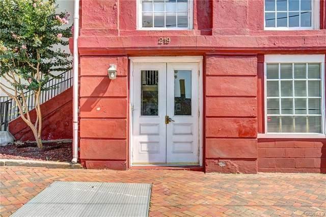 219 N 19th Street U11, Richmond, VA 23223 (MLS #2124642) :: Treehouse Realty VA