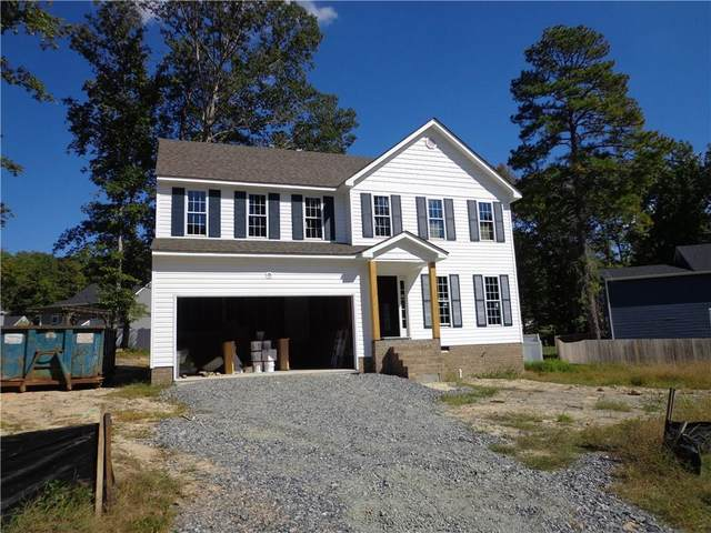 1519 Dusk Court, North Chesterfield, VA 23235 (MLS #2125033) :: Treehouse Realty VA