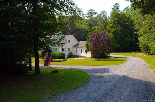9550 Essex Hills Road, New Kent, VA 23124 (MLS #2125520) :: Treehouse Realty VA