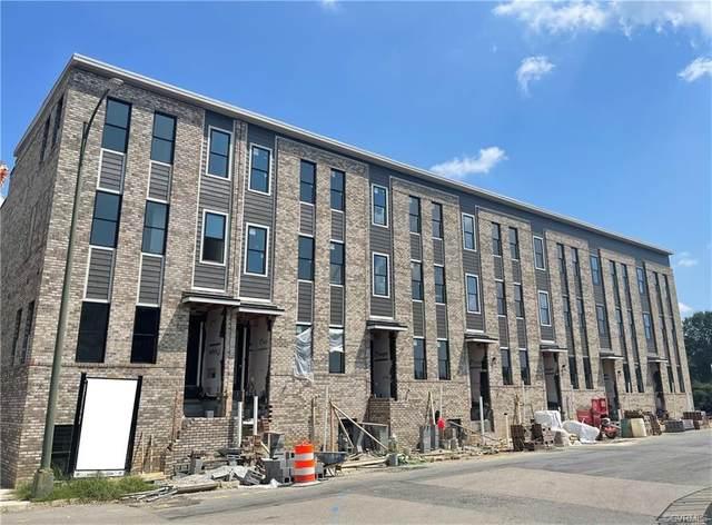 449 W 7th Street #24, Richmond, VA 23224 (MLS #2125852) :: Village Concepts Realty Group